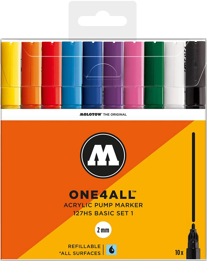 Molotow-ONE4ALL-2mm-Malset-10-Stifte-Basisset-1