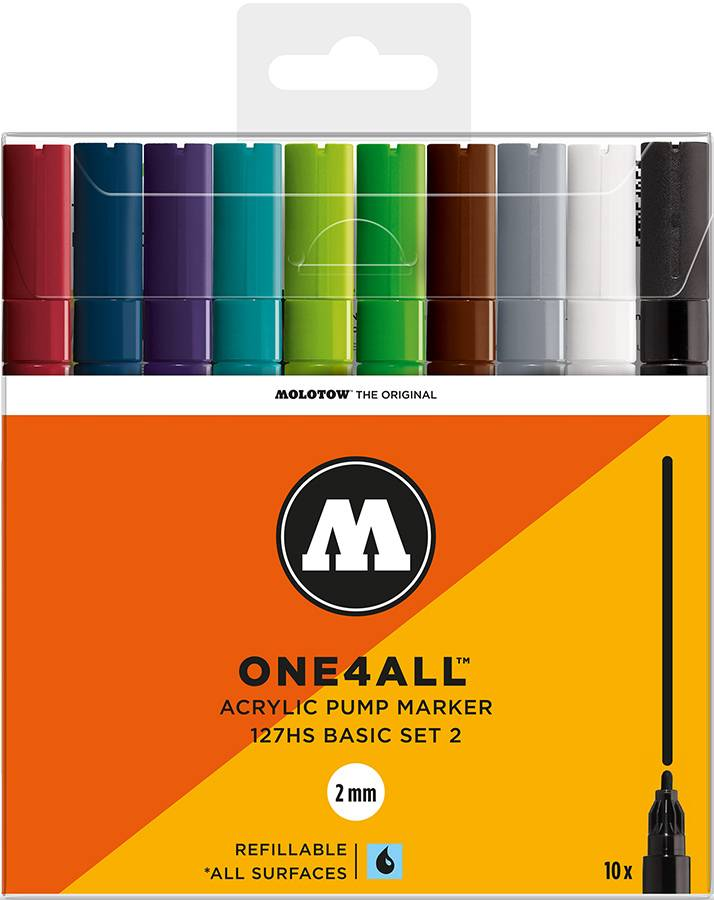 Molotow-ONE4ALL-2mm-Malset-10-Stifte-Basisset-2