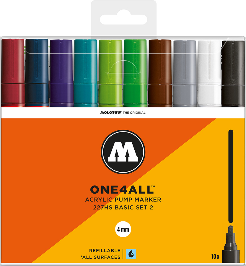 Molotow-ONE4ALL-4mm-Malset-10-Basisset-2