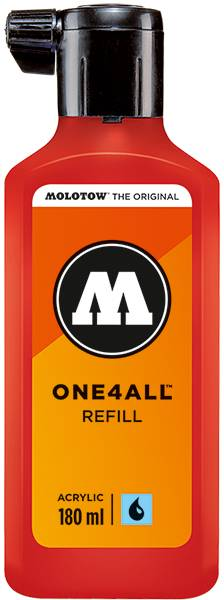 Molotow ONE4ALL 180ml Refill Nachfueller